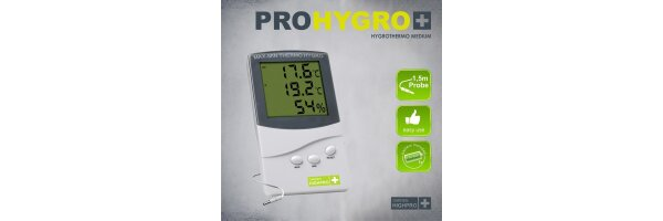 Hygro- / Thermometer