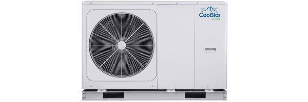 Luft- Wasser Kompakt Wärmepumpen