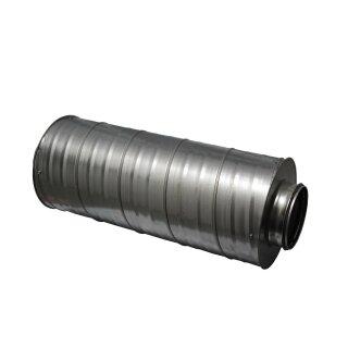 Rohrschalldämpfer 125mm / 60cm lang