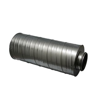 Rohrschalldämpfer 400mm / 60cm lang