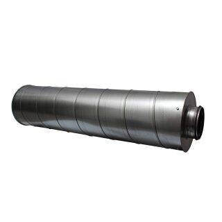 Rohrschalldämpfer 100mm / 90cm lang