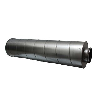 Rohrschalldämpfer 125mm / 90cm lang