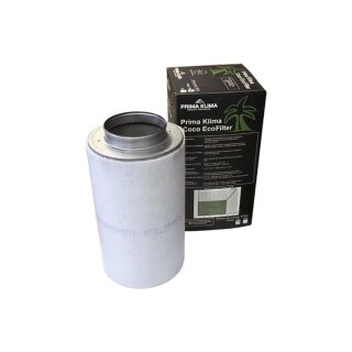 Prima Klima Aktivkohlefilter Eco-Line 360cbm / 125mm