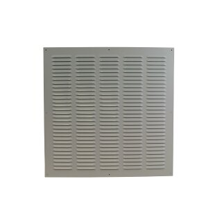 Metallgitter MVM 500x500mm (weiß)