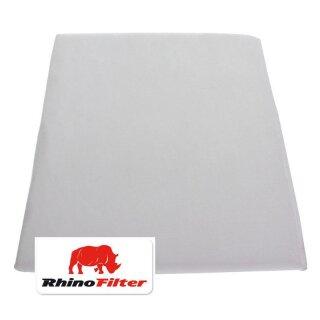 Ersatzfiltervlies für Rhino Pro Aktivkohlefilter 800cbm / 160mm