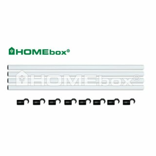 Homebox Fixture Poles 100 (Stangenset 22mm)