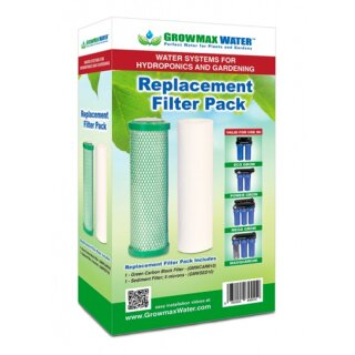 GrowMax Water Ersatzfilterset