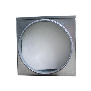 Luftfilterkasten inkl. Grobstaubfilter 125mm