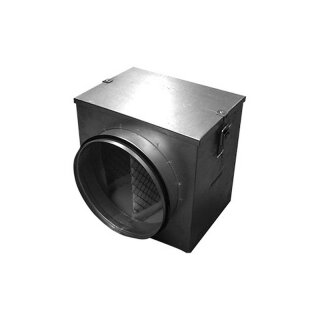 Luftfilterkasten inkl. Grobstaubfilter 400mm