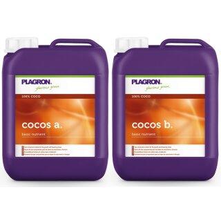 Plagron Cocos A+B 10L