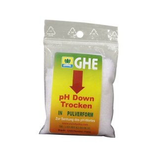GHE PH Down Pulver 25g