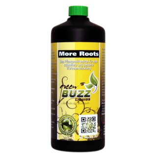 Green Buzz Liquids More Roots Standard 1L