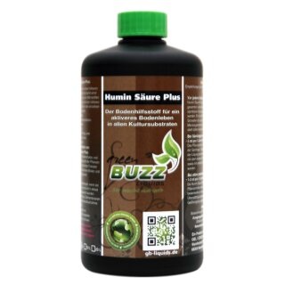 Green Buzz Liquids Humin Säure Plus 500ml