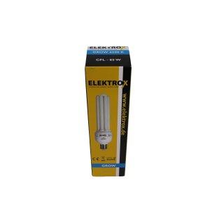 Elektrox Energiesparlampe 85W (Wuchs)