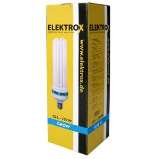 Elektrox Energiesparlampe 200W (Wuchs)