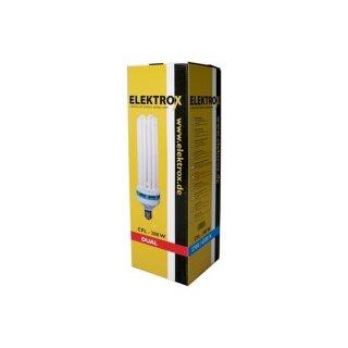 Elektrox Energiesparlampe 200W Dual (Wuchs und Blüte)