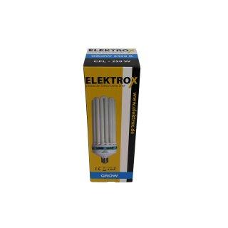 Elektrox Energiesparlampe 250W (Wuchs)