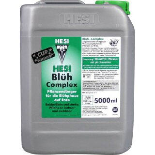 Hesi Blüh Complex 5L
