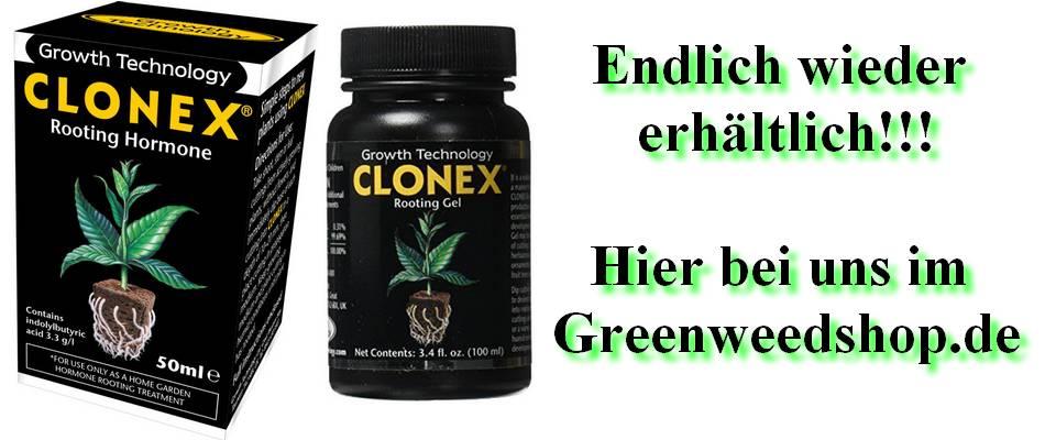 Clonex wieder verfügbar